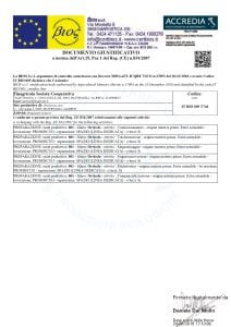 Certificato BIO_Doc. Giust+Conform_rev.01_scad.07.12.21