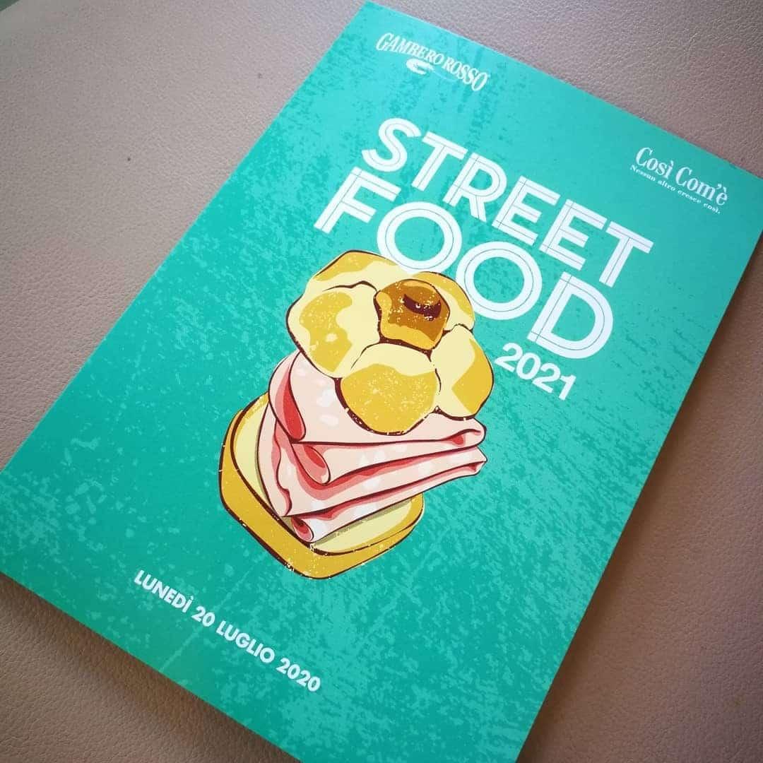 Arriva la sesta edizione della guida 'Street Food' firmata Gambero Rosso