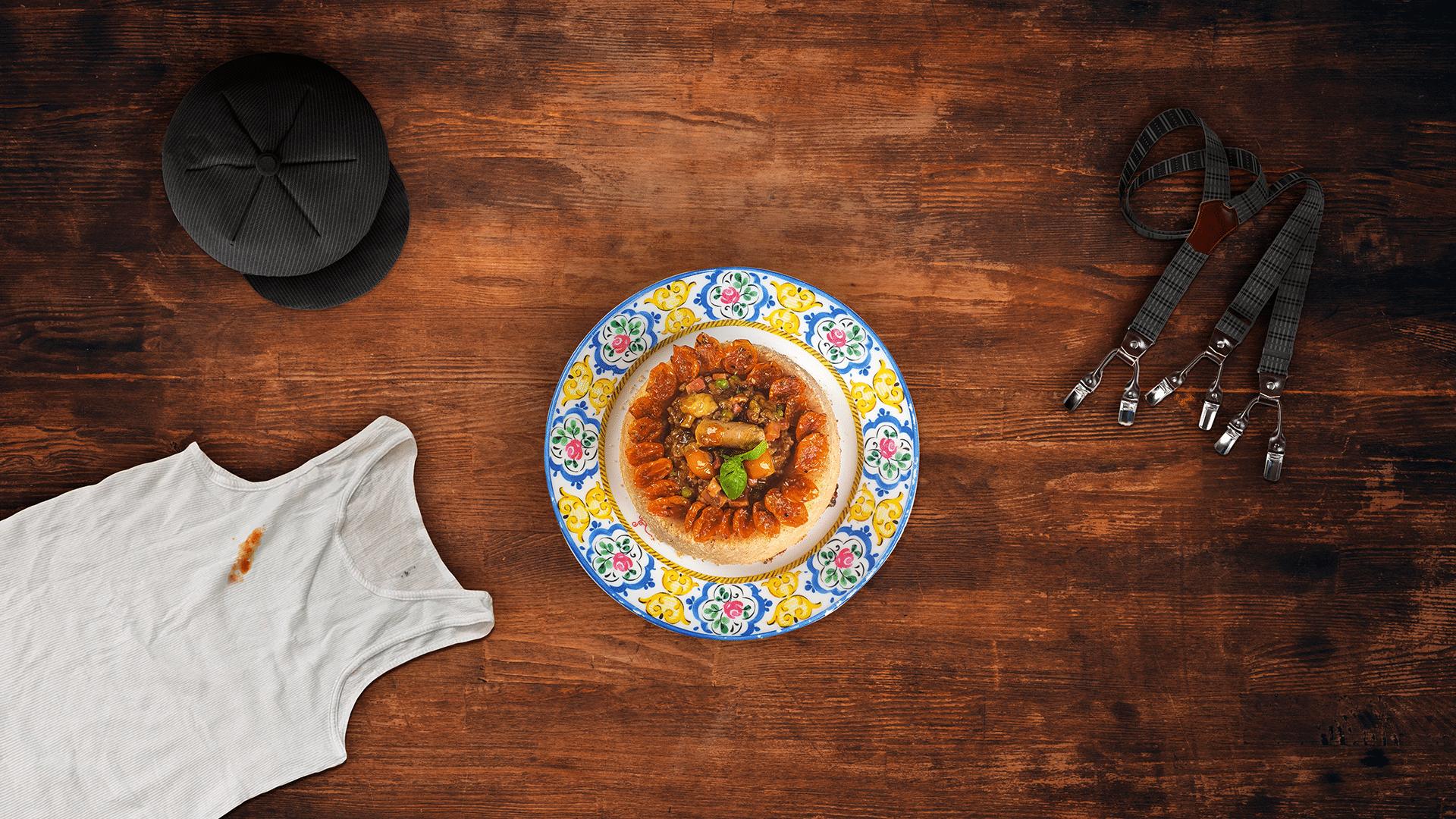 Il secondo tragico Fantozzi: Sartù di Riso in Giallo con lo chef Antonio Sorrentino